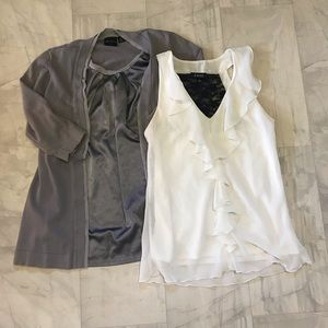 Tops - Lot of two shirts
